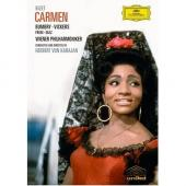 Album artwork for Bizet: Carmen (Bumbry, Vickers, Karajan)