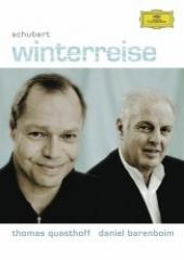 Album artwork for SCHUBERT: DIE WINTERREISE