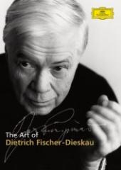 Album artwork for ART OF FISCHER-DIESKAU