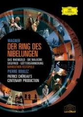 Album artwork for Wagner: The Ring Cycle / Boulez