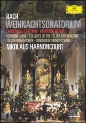 Album artwork for Bach: Christmas Oratorio (Harnoncourt)