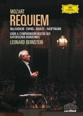 Album artwork for Mozart: Requiem (Bernstein)