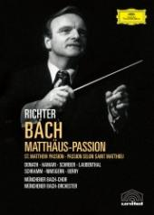 Album artwork for Bach: St. Matthew Passion (Richter)