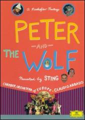 Album artwork for Prokofiev: Peter and the Wolf (Sting)
