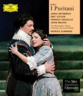 Album artwork for I Puritani; Metropolitan Opera In Hd / Blu-Ray