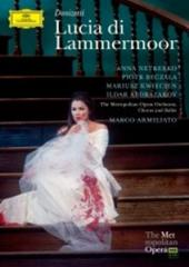 Album artwork for Donizetti: Lucia di Lammermoor Met 2009, Netrebko
