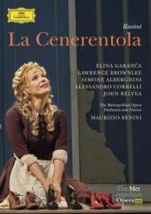 Album artwork for Rossini: La Cenerentola, Met Hd / Garanca