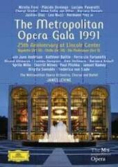 Album artwork for Metropolitan Opera Gala 1991: 25th Anniversary