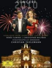 Album artwork for New Year's Eve Concert 2010: Renee Fleming