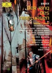 Album artwork for Wagner: Der Ring des Nibelungen / Levine BLU-RAY