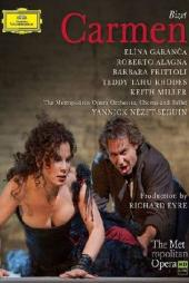 Album artwork for Bizet: Carmen / Garanca, Alagna, MET HD