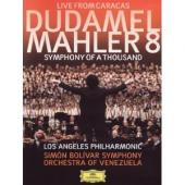 Album artwork for Mahler: Symphony No. 8 / Dudamel
