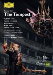 Album artwork for Ades: The Tempest / Met HD, Keenlyside