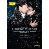 Album artwork for Tchaikovsky: Eugene Onegin / Met HD, Netrebko
