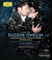 Album artwork for Tchaikovsky: Eugene Onegin Met HD (Blu-ray)