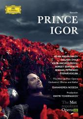 Album artwork for Borodin: Prince Igor (2Dvd) / Met HD