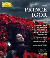 Album artwork for Borodin: Prince Igor / Met HD Blu-ray