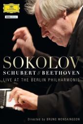 Album artwork for Sokolov - Schubert & Beethoven - Live in Berlin