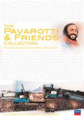 Album artwork for Pavarotti & Friends: The Complete Concerts