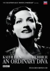 Album artwork for AN ORDINARY DIVA - Kathleen Ferrier
