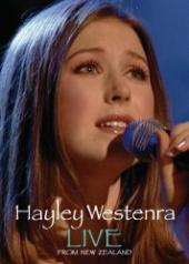 Album artwork for HAYLEY WESTERNA : LIVE FROM NEW ZEALAND