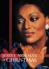 Album artwork for JESSYE NORMAN AT CHRISTMAS