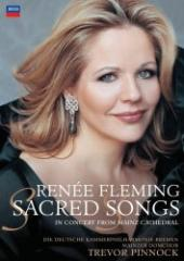 Album artwork for Renee Fleming: Sacred Songs in Concert