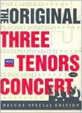 Album artwork for The Original Three Tenors Concert
