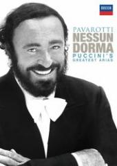 Album artwork for Puccini: Pavarotti Nessun Dorma