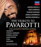 Album artwork for Various: The Tribute to Pavarotti