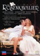 Album artwork for Strauss: Der Rosenkavalier / Fleming, Kaufmann