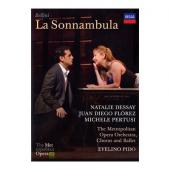 Album artwork for Bellini: La Sonnambula / Florez, Pido - Met HD