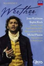 Album artwork for Massenet: Werther / Kaufmann, Plasson
