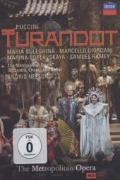 Album artwork for Puccini: Turandot / Guleghina, Nelsons