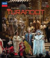 Album artwork for Puccini: Turandot / Guleghina, Nelsons MET HD