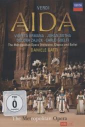 Album artwork for Verdi: Aida / Urmana, Gatti