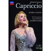 Album artwork for R. Strauss: Capriccio / Fleming, Met HD