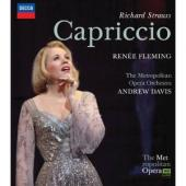 Album artwork for Strauss: CAPRICCIO (BLU-RAY) / Fleming