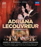 Album artwork for Cilea: Adriana Lecouvreur / Kaufmann, Gheorghiu