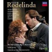 Album artwork for Handel: RODELINDA - Fleming, Scholl, The Met