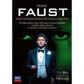 Album artwork for Gounod: Faust / Kaufmann, Pape, Met HD (DVD)