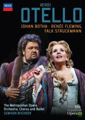 Album artwork for VERDI - OTELLO