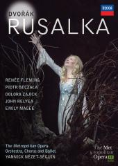 Album artwork for DVORAK: RUSALKA / Fleming MET HD