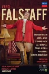 Album artwork for Verdi: Falstaff (Met HD DVD)