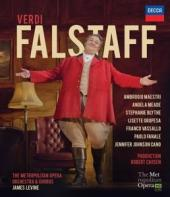 Album artwork for Verdi: Falstaff (Blu-ray)
