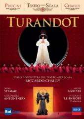 Album artwork for Puccini: Turandot / Stemme, Chailly, La Scala