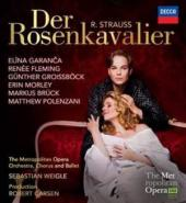 Album artwork for R. Strauss: Der Rosenkavalier / Met HD, Fleming