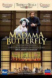 Album artwork for Puccini: Madama Butterfly / Chailly - DVD