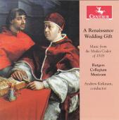 Album artwork for RENAISSANCE WEDDING GIFT: MUSI
