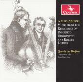Album artwork for A SUO AMICO: MUSIC FROM THE RE